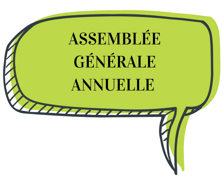 Assemblée générale annuelle 2017