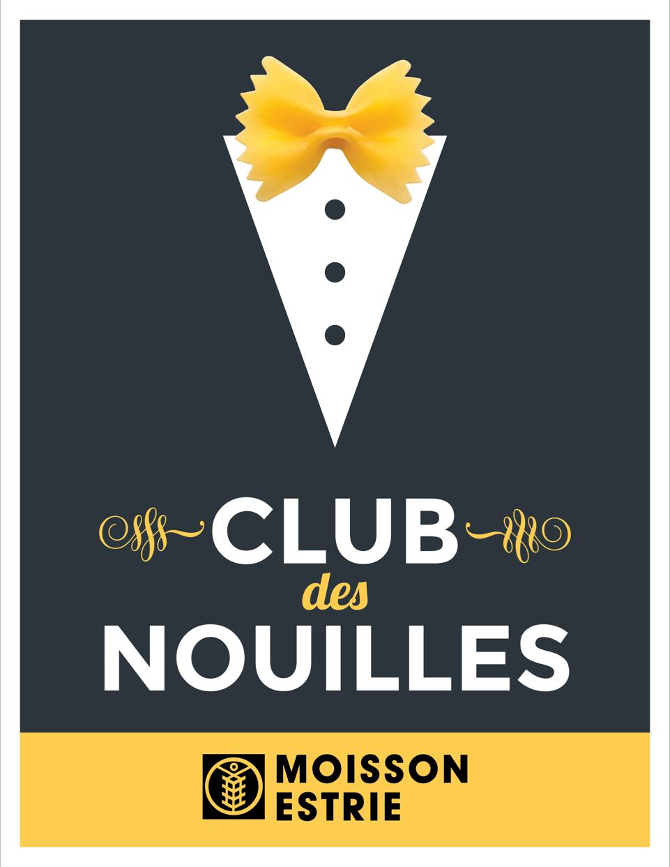 Devenez membre du Club des Nouilles!