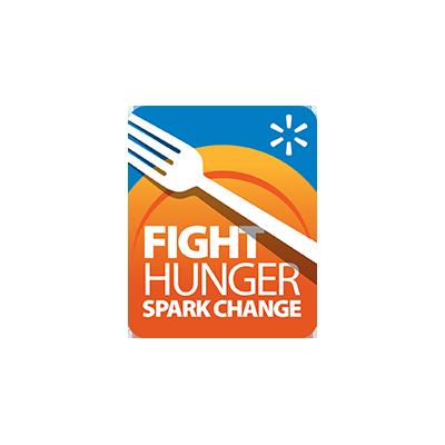 Wallmart fight hunger